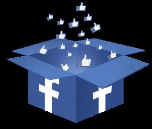 Virtuális elismerés, FB like